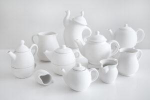 Teekannen & Krüge
